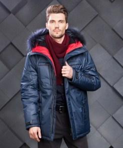 4624ec42400cd Мужская куртка - купить в магазине CLIMATE